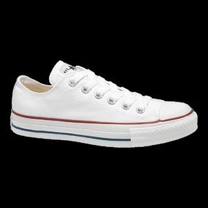 Converse All Stars in white